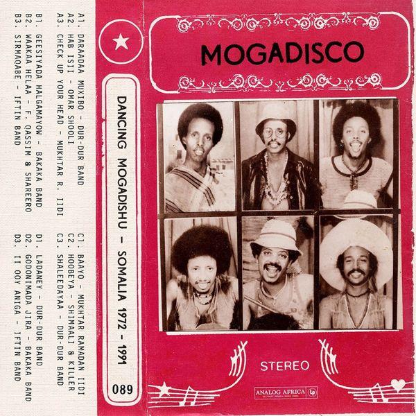 Various Artists - Mogadisco - Dancing Mogadishu (Somalia 1972 - 1991) [Analog Africa No.29]