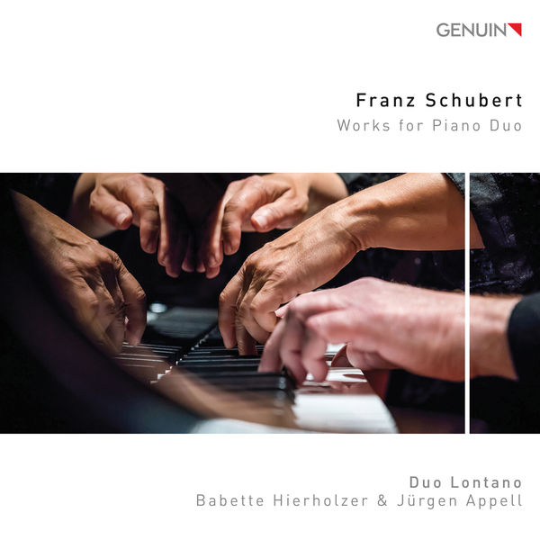 Duo Lontano - Schubert: Works for Piano Duo