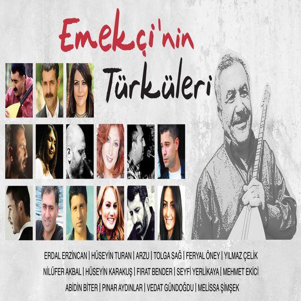Various Artists - Emekçi'nin Türküleri