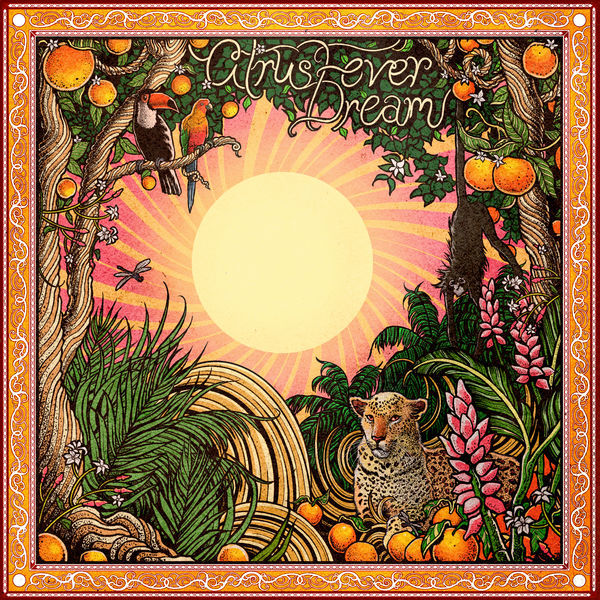 Emancipator - Citrus Fever Dream