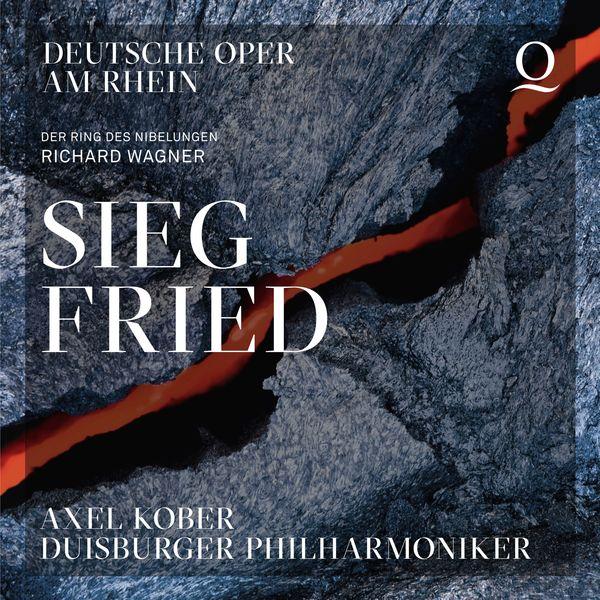 Axel Kober - Richard Wagner: Siegfried
