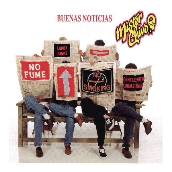 Mister Chivo - Buenas Noticias