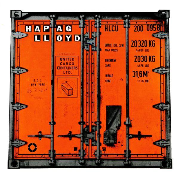 Andreas Schulz - Orange Container