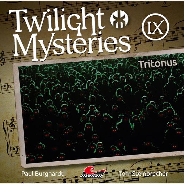 Twilight Mysteries - Die neuen Folgen, Folge 9: Tritonus