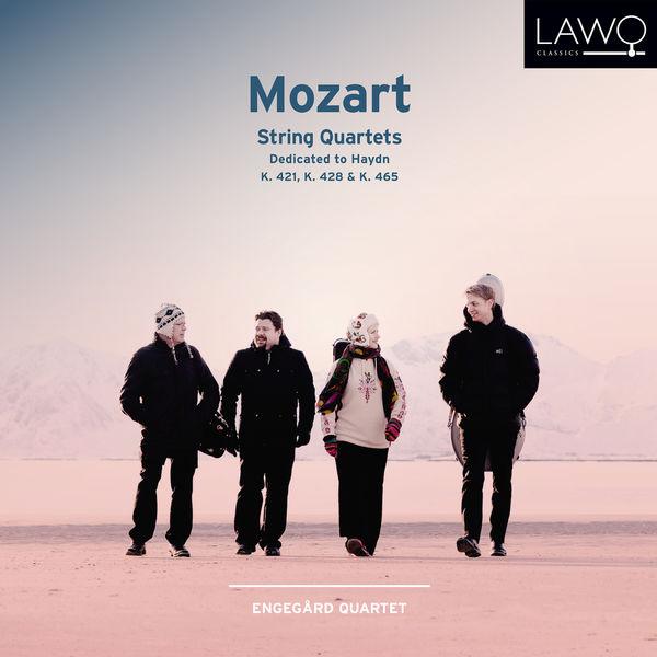 Engegård Quartet - Mozart: String Quartets - Dedicated to Haydn - K. 421, K. 428, K. 465