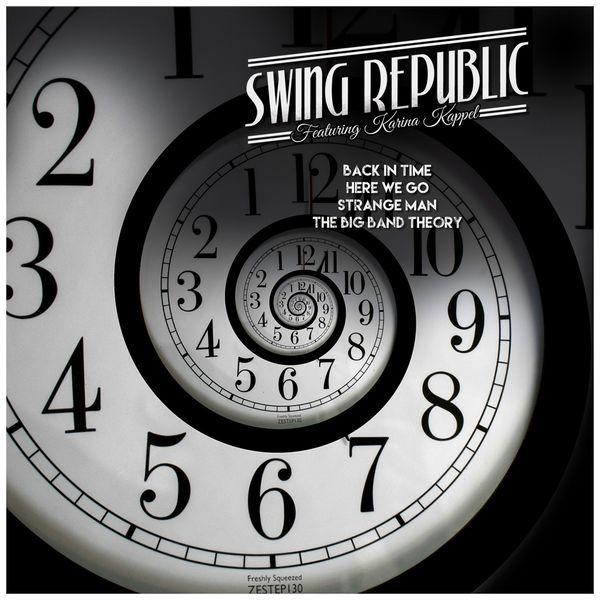 Swing Republic - Back in Time