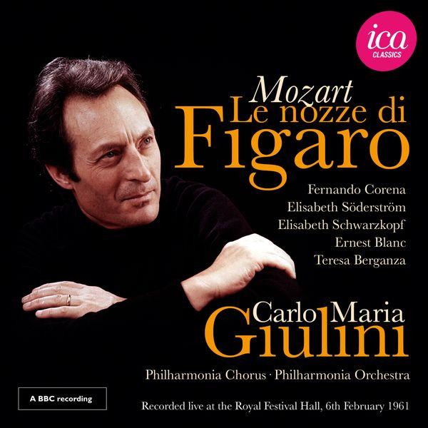 Philharmonia Orchestra - Mozart : Le nozze di Figaro, K. 492 (Live)