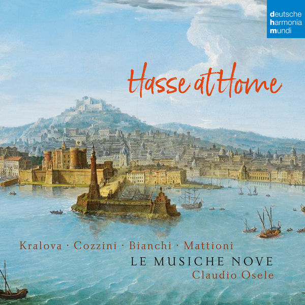 Le Musiche Nove - Hasse at Home - Cantatas and Sonatas