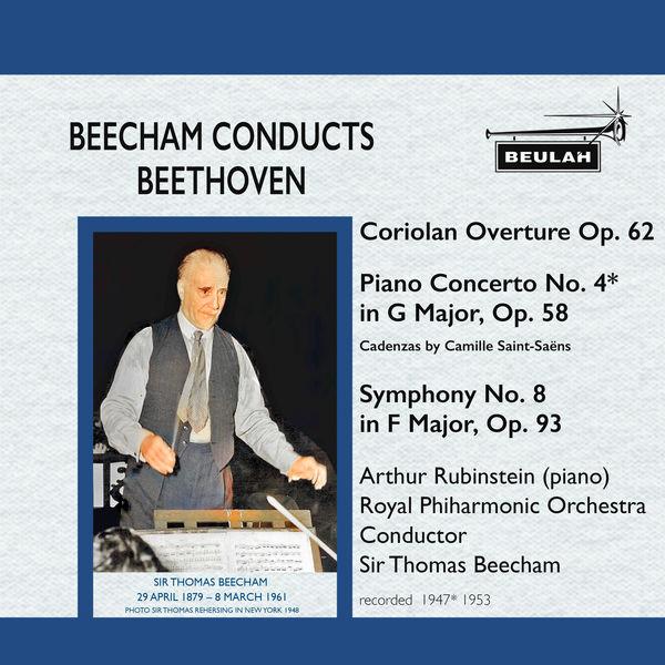 Thomas Beecham - Beecham Conducts Beethoven