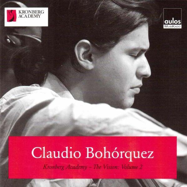 Claudio Bohorquez - Chisholm - Schmickler: Solo and Accompaniment