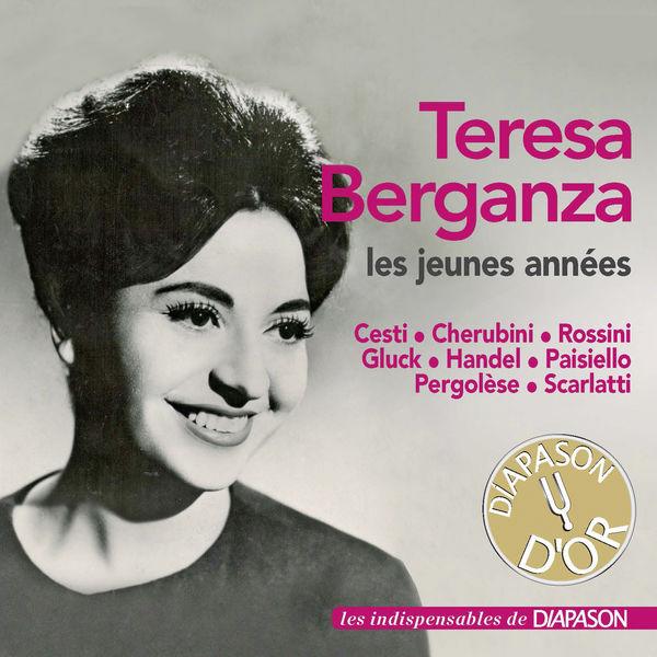 Teresa Berganza - Les jeunes années