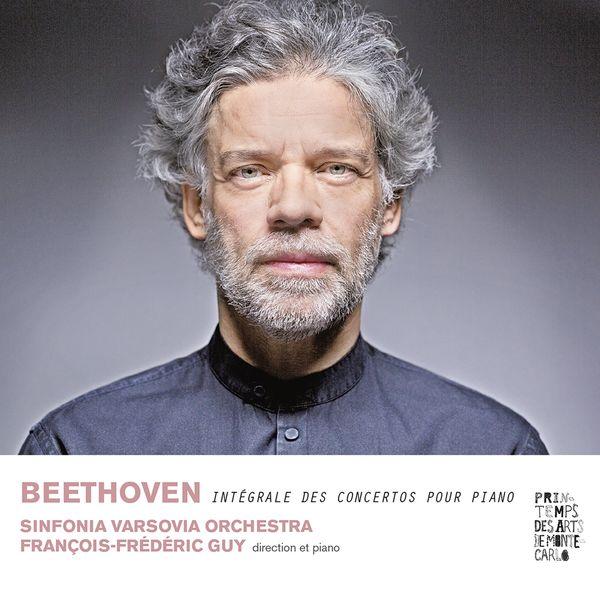 François-Frédéric Guy - Beethoven - Intégrale des concertos pour piano