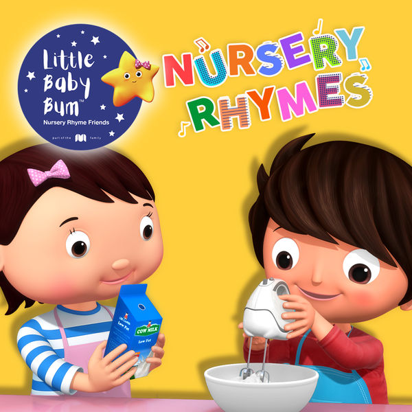 Little Baby Bum Nursery Rhyme Friends - Pat-A-Cake, Pt. 2