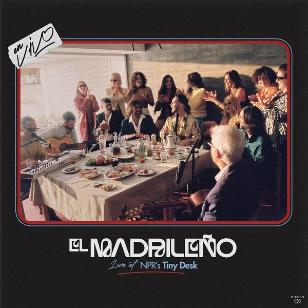 C. Tangana - El Madrileño (Live at NPR's Tiny Desk)
