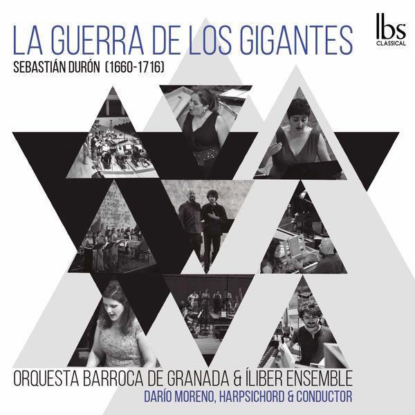 Pilar Alva - Durón: La guerra de los gigantes