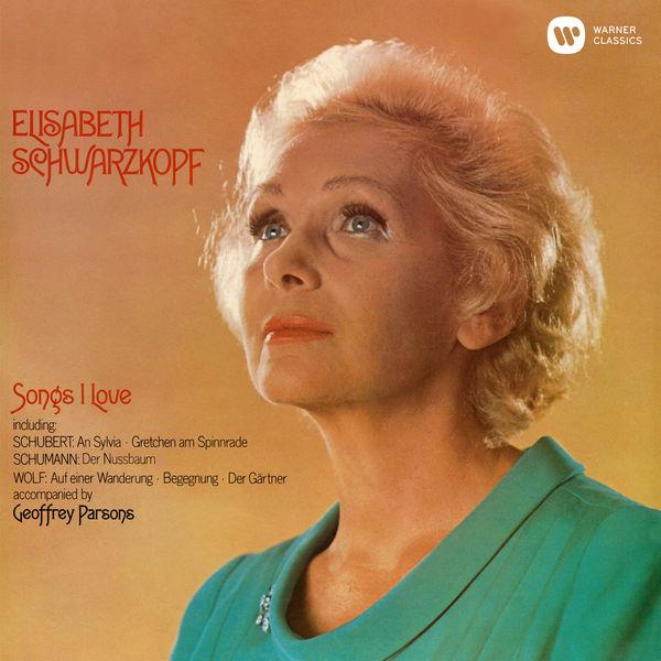 Elisabeth Schwarzkopf - Songs I Love