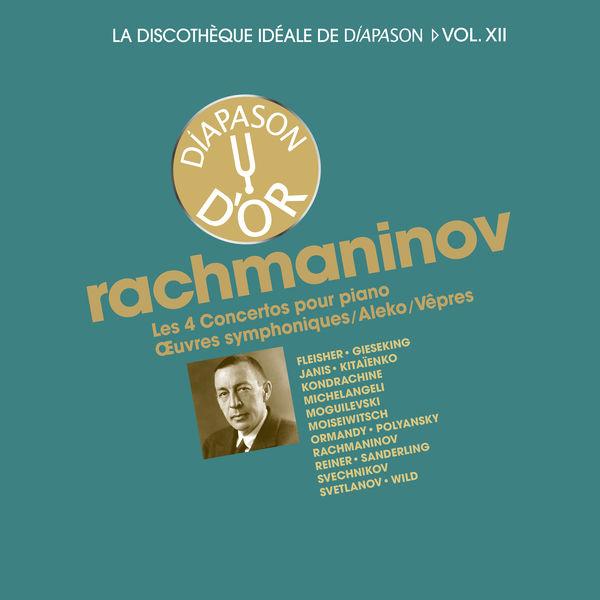 Various Interprets - Rachmaninov. La Discothèque idéale de Diapason, XII