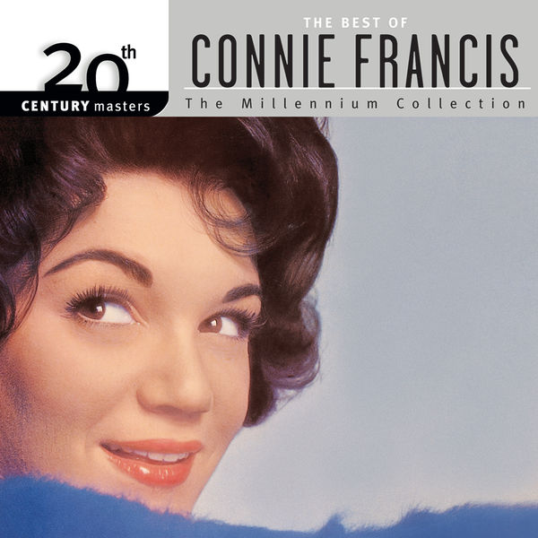 Connie Francis - 20th Century Masters: The Millennium Collection: Best of Connie Francis