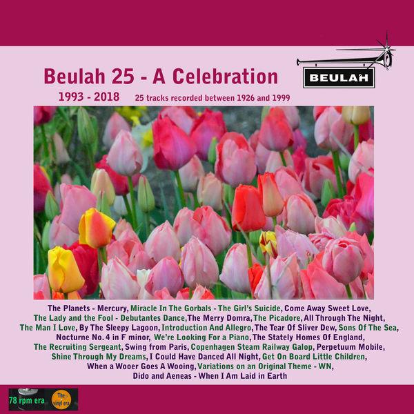 Various Artists - Beulah 25: A Celebration (1993 - 2018)