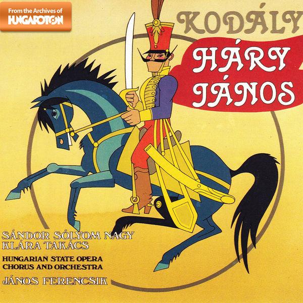Sandor Solyom-Nagy - Kodaly: Hary Janos (Complete)