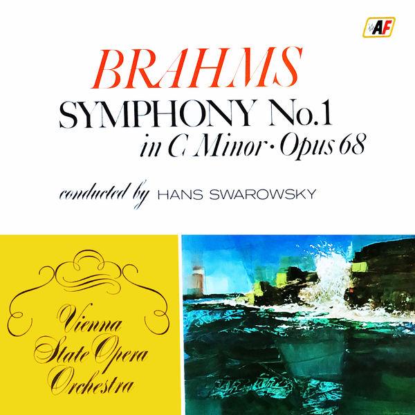 Vienna State Opera Orchestra - Symphony No. 1 In C Minor, Opus 68