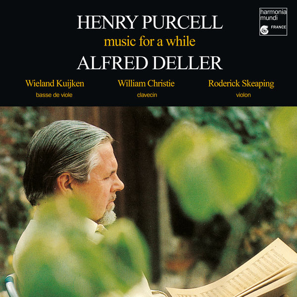 Alfred Deller|Purcell : Music for a while (Remastered)