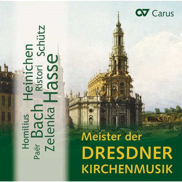Hans-Christoph Rademann - Meister der Dresdner Kirchenmusik