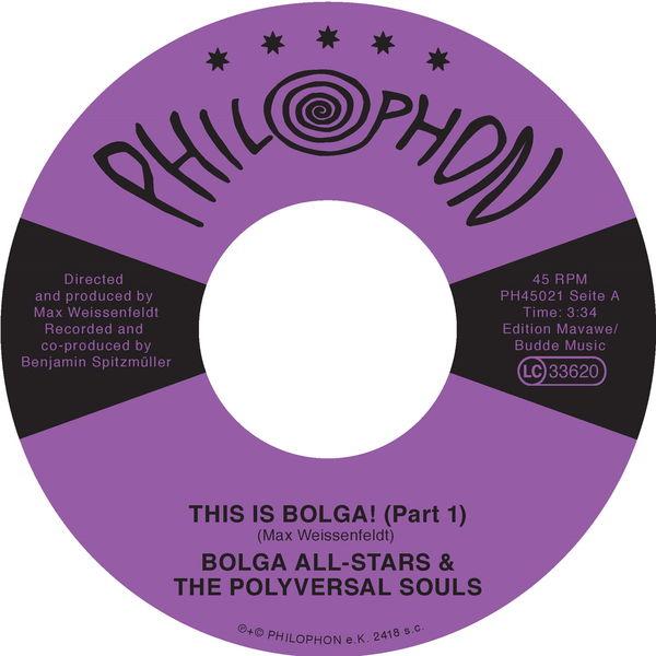 Polyversal Souls - This Is Bolga! Pt. 1 & 2 (feat. Bolga All-Stars)