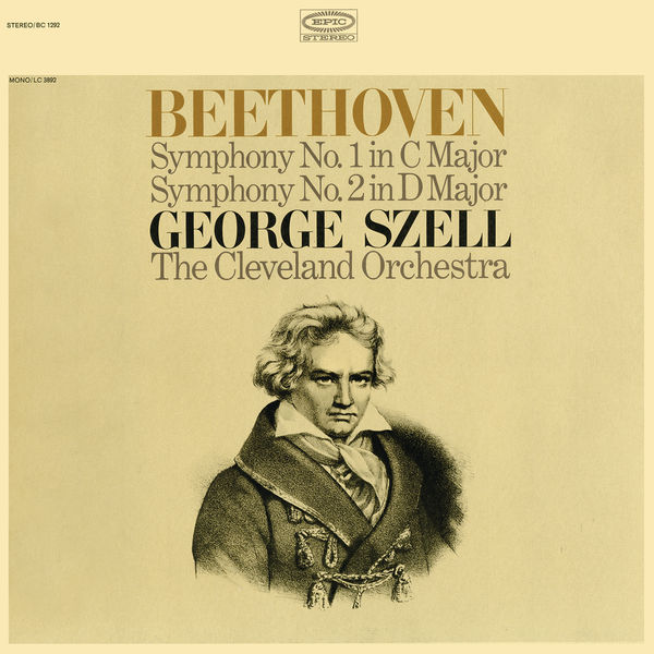 George Szell - Beethoven: Symphonies Nos. 1 & 2 ((Remastered))