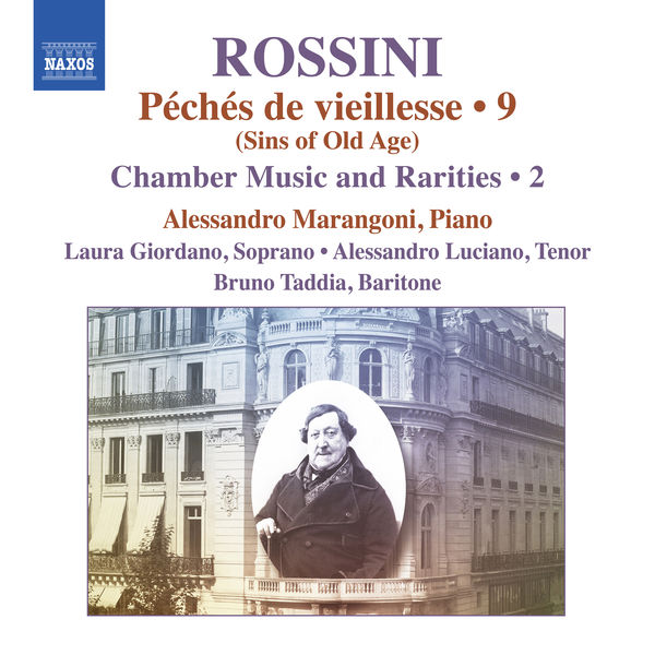 Laura Giordano - Rossini: Piano Music, Vol. 9