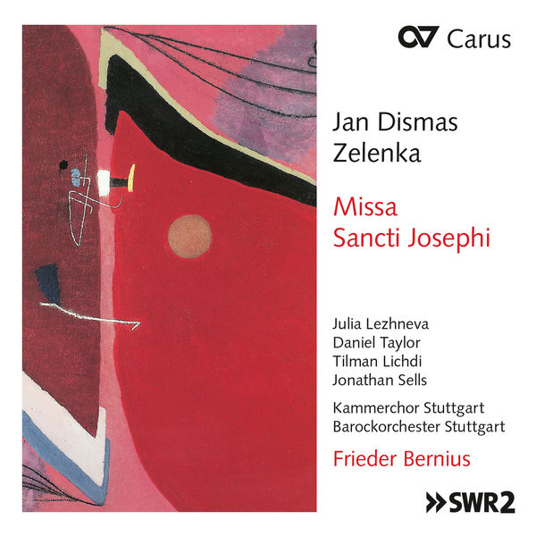 Frieder Bernius - Zelenka : Missa Sancti Josephi, ZWV 14
