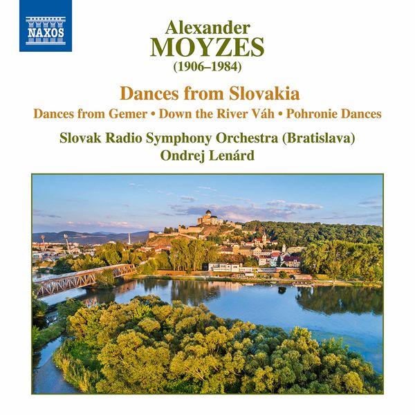 Slovak Radio Symphony Orchestra - Dances from Slovakia
