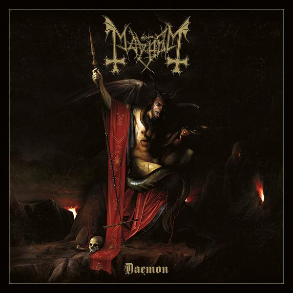 Mayhem - Daemon (Bonus Tracks Version)