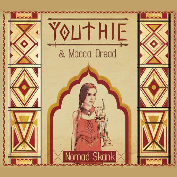 Youthie, Macca Dread - Nomad Skank
