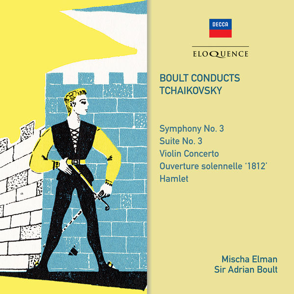 Sir Adrian Boult - Boult conducts Tchaikovsky