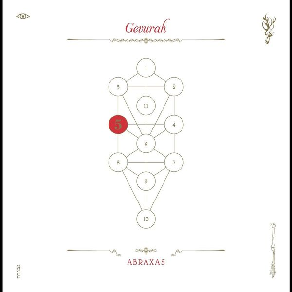 Abraxas - The Book Beri'ah, Vol. 5: Gevurah
