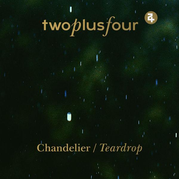 TwoPlusFour - Chandelier - Teardrop