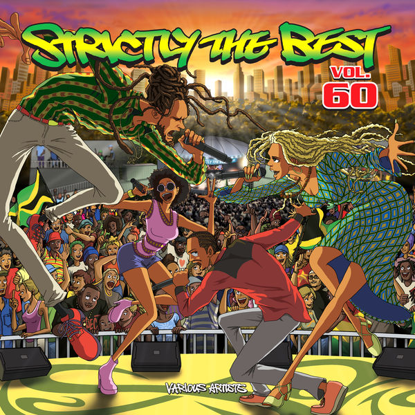 Various Artists - Strictly The Best Vol. 60