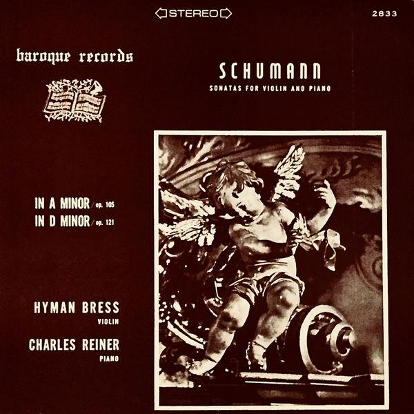 Hyman Bress - Sonatas for Violin and Piano