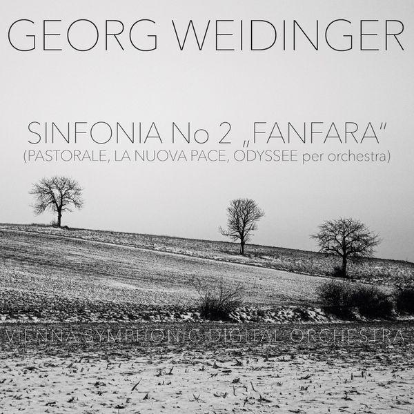 "Georg Weidinger - Sinfonia No 2 ""Fanfara"""