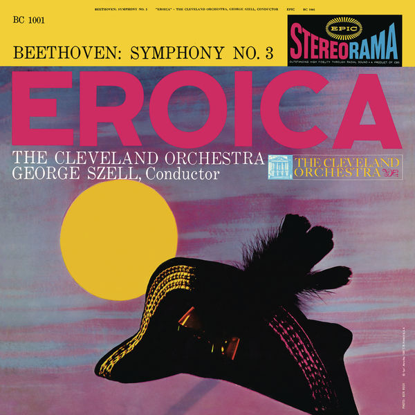"George Szell - Beethoven: Symphony No. 3 ""Eroica"" ((Remastered))"