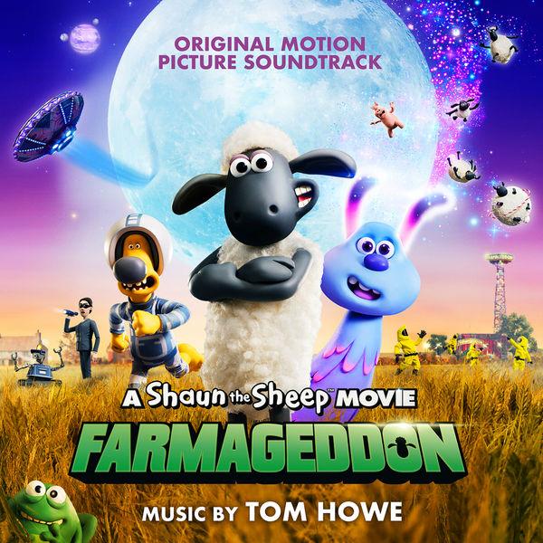 Various Artists - A Shaun the Sheep Movie: Farmageddon (Original Motion Picture Soundtrack)