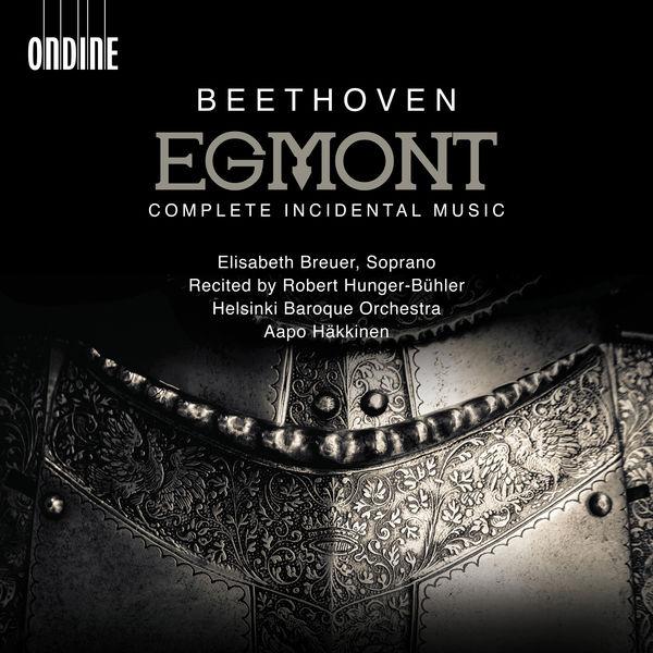 Robert Hunger-Bühler - Beethoven: Egmont, Op. 84 (Live)