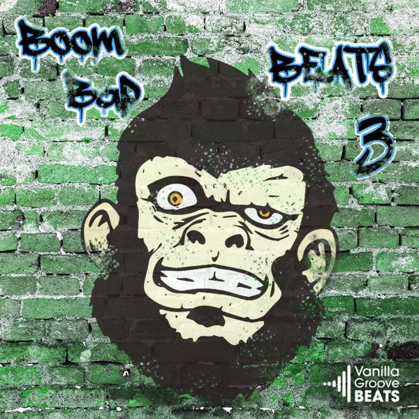 Luke Gartner-Brereton - Boom Bap Beats Vol. 3