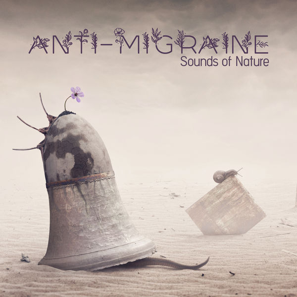Sounds of Nature - Anti-Migraine Sounds of Nature - Relax and Prevent Severe Headaches, Feel Long-Lasting Relief, Healing Power of Music, Total Comfort, Water, Birds, Deep Rest