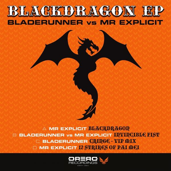 Bladerunner - Blackdragon EP