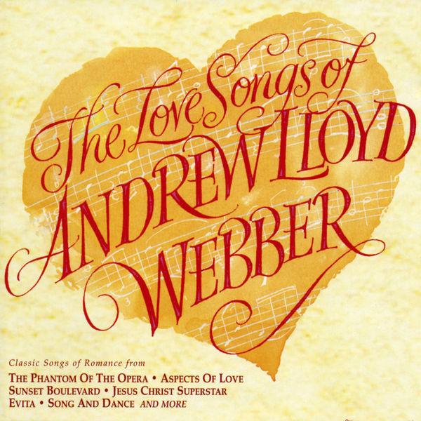 Various Artists - The Love Songs of Andrew Lloyd Webber
