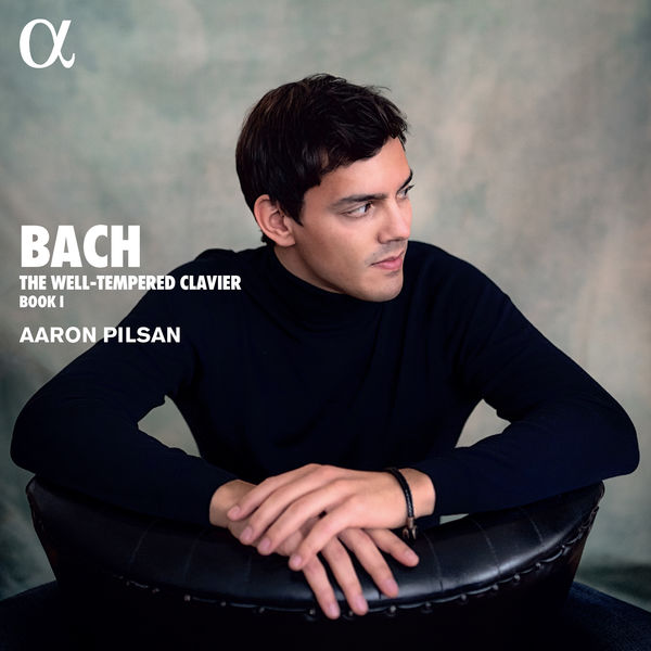 Aaron Pilsan - Bach: The Well-Tempered Clavier, Book I, BWV 846-869