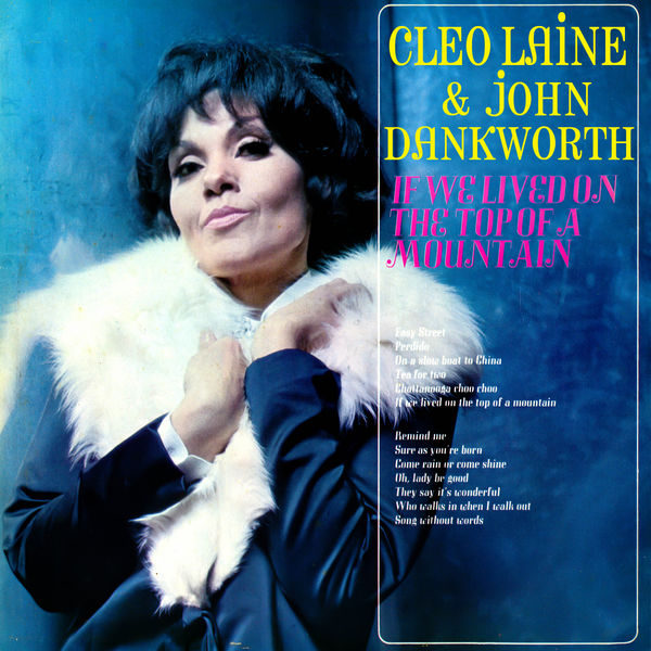 Cleo Laine - If We Lived On the Top of a Mountain