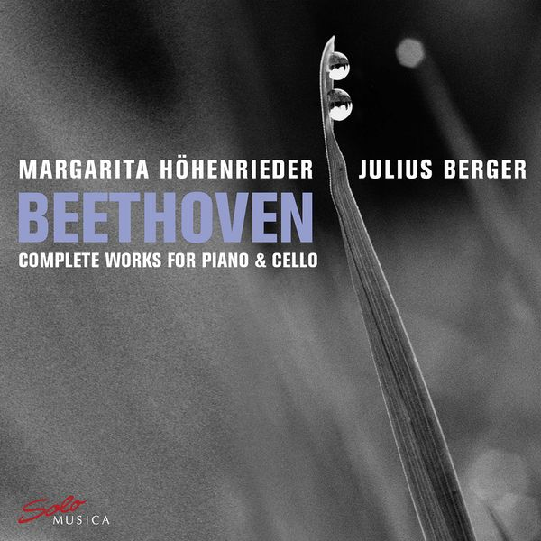 Margarita Hohenrieder - Beethoven: Complete Works for Piano & Cello